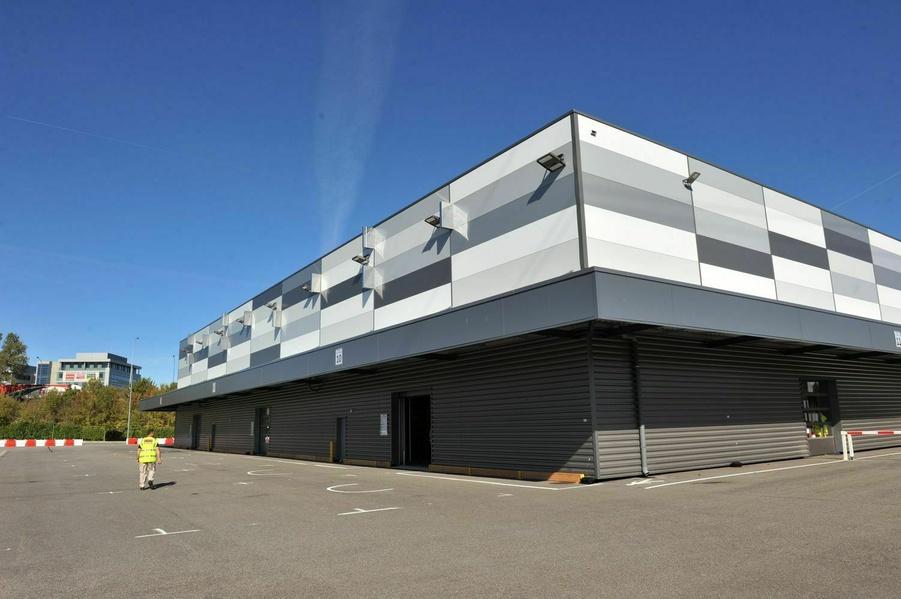 Entrepôt Amazon Toulouse