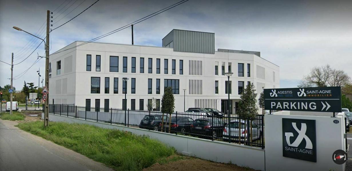 Bureaux siège de Saint Agnes Immobilier à Toulouse (31)